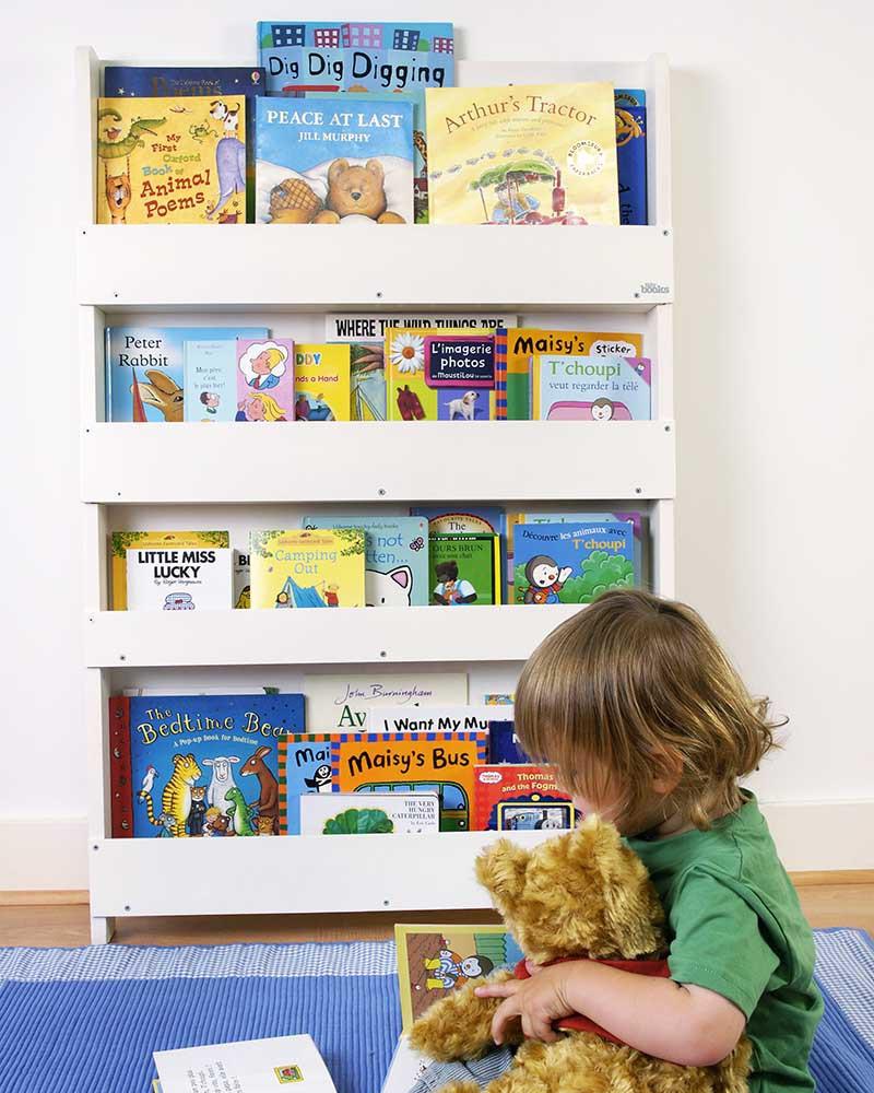 Niente panico il libro come diventare padri senza for Mobile libreria per bambini